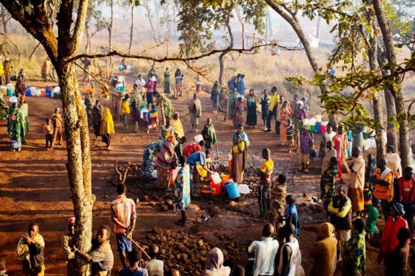Burundi: ayudar a las víctimas de las tensiones preelectorales