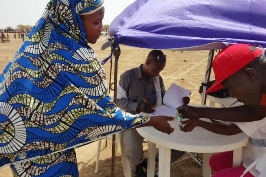喀麦隆: 逃离北方战乱,法迪玛图获得重要援助