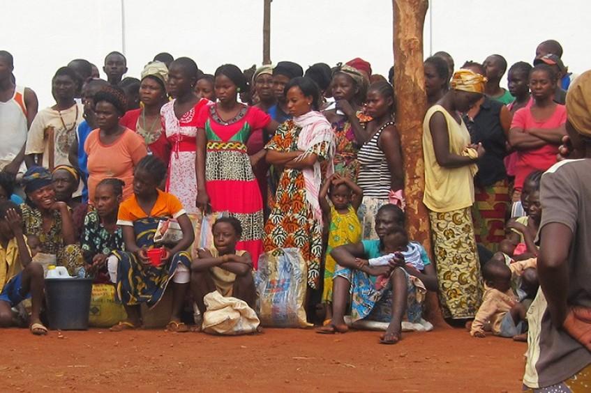 جمهورية أفريقيا الوسطى: ما زال المدنيون في حالة ضغط وتوتر