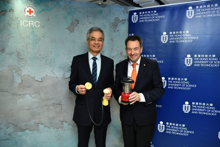 China: High-level dialogue in Hong Kong explores innovation opportunities and challenges in humanitarian work