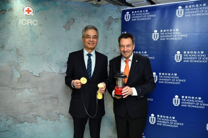中国:香港举行高层次对话 探讨科技创新对人道行动的挑战与机遇