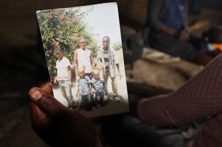 津巴布韦:开启寻人工作