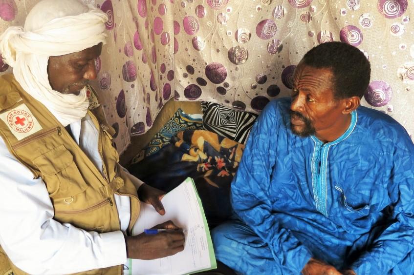 Mali : ''J'espère que cette lettre arrivera à mon frère''