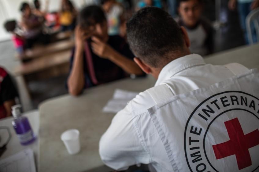 COVID-19: CICV adapta sua ação humanitária em países do Cone Su