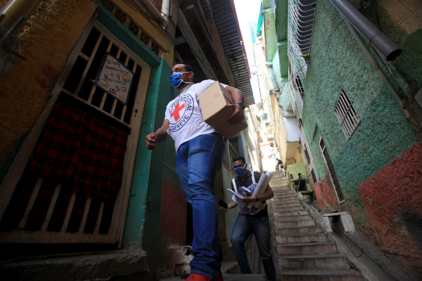 Venezuela: helping communities affected by armed violence