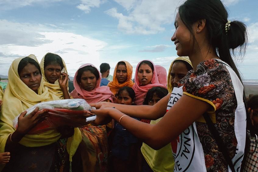 Rakhine six mois après le début de la crise