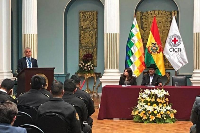 Se realiza con éxito el VI Curso de Derecho Internacional Humanitario