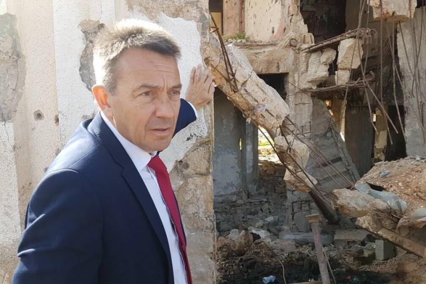 Тройная трагедия Ливии: городское насилие, массовые перемещения населения, полная опасностей миграция