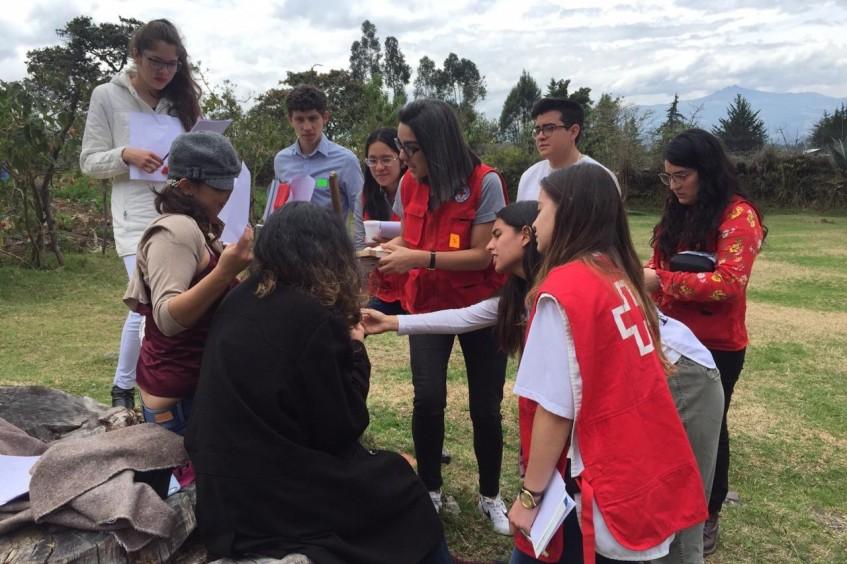 """Ecuador: concurso """"Manuel Muñoz Borrero"""", una forma interactiva de difundir el DIH"""