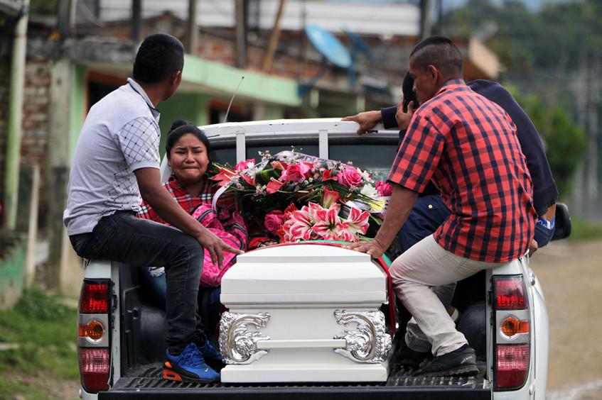 В Колумбии давно не знают жизни без страха — пора положить этому конец