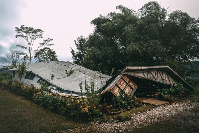 Papúa Nueva Guinea: los habitantes de la región montañosa intentan recuperarse del devastador terremoto de 7,5 grados