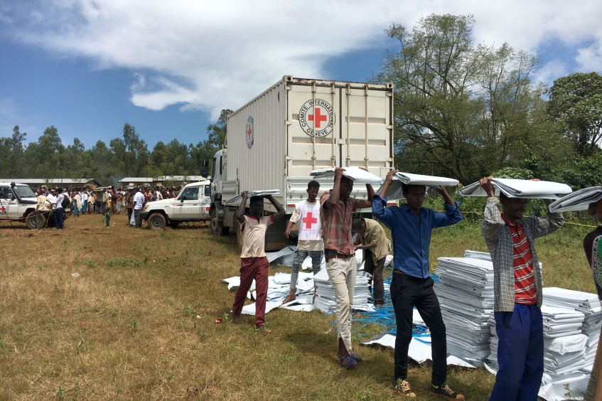 Ethiopia: Providing assistance to those that need it the most in 2018