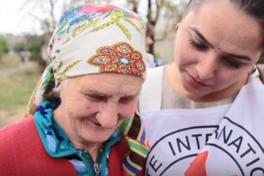 Les presentamos a la psicóloga que ayuda a sanar personas en Ucrania