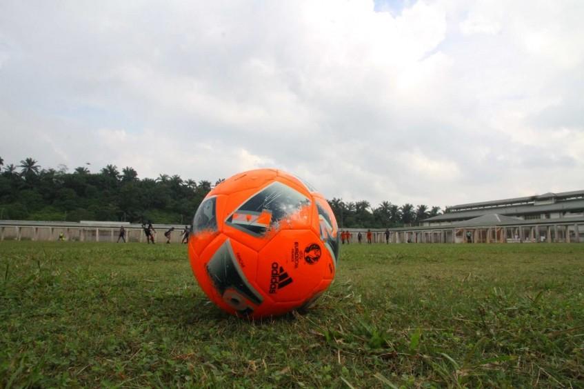 马来西亚:激动人心的监狱足球赛打造团队精神
