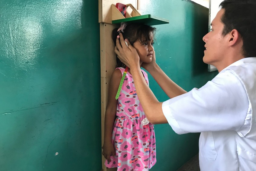 Venezuela: making access to health care a priority