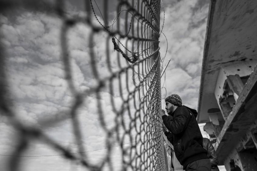 Isolement et désespoir à Gaza