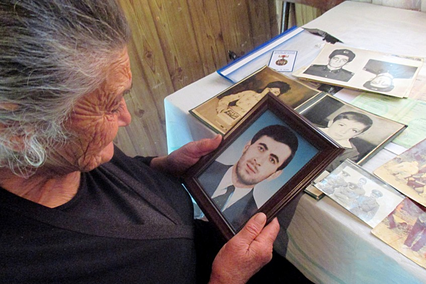 Géorgie : une mère enfin en paix grâce à l'identification des restes de son fils