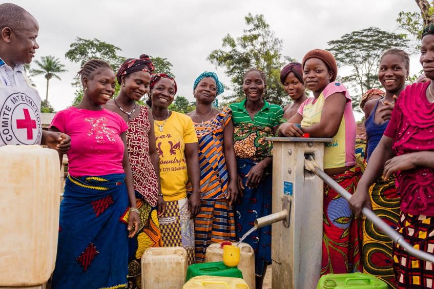 Le CICR ferme sa mission en Guinée
