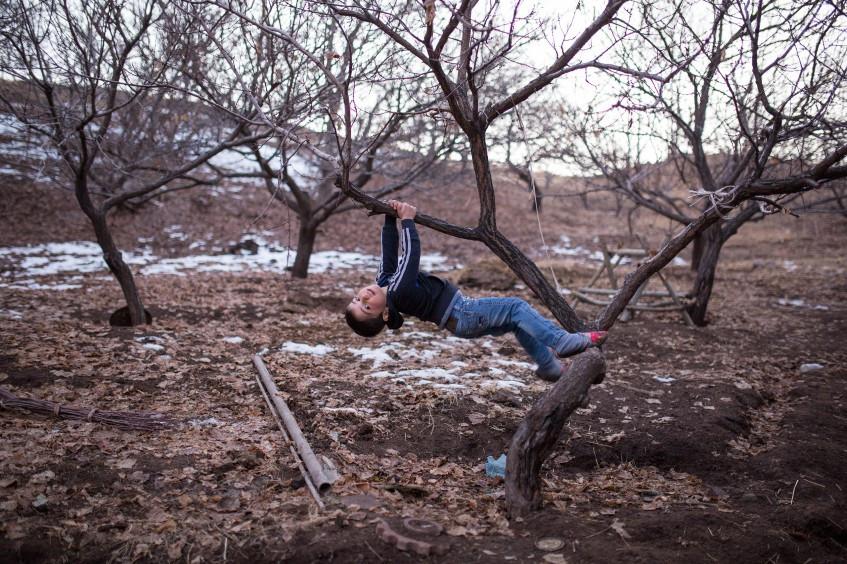 亚美尼亚:教育机会受限——冲突的隐形后果