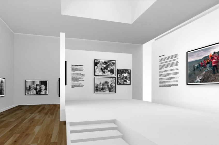 Greece: Stunning 3D virtual photo exhibition showcases Red Cross Red Crescent history
