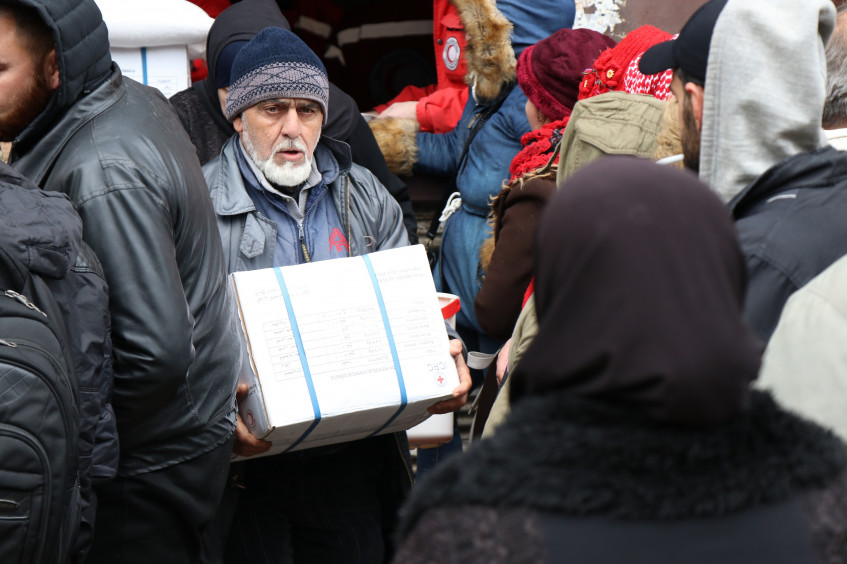 Syrien: Lebensnotwendige Unterstützung in Zeiten von COVID-19 und Vorbereitung auf wachsende Bedürfnisse