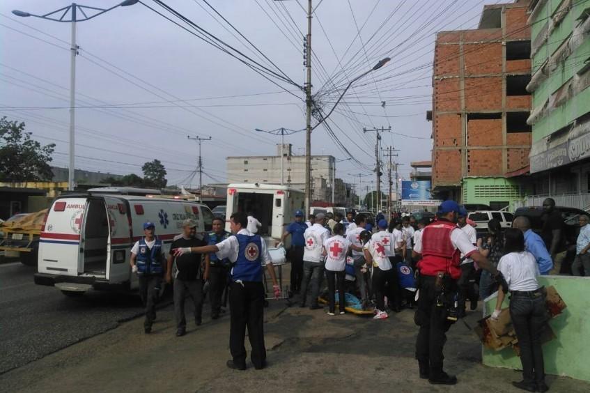 红十字国际委员会在委内瑞拉开展的行动(2018年1―4月)