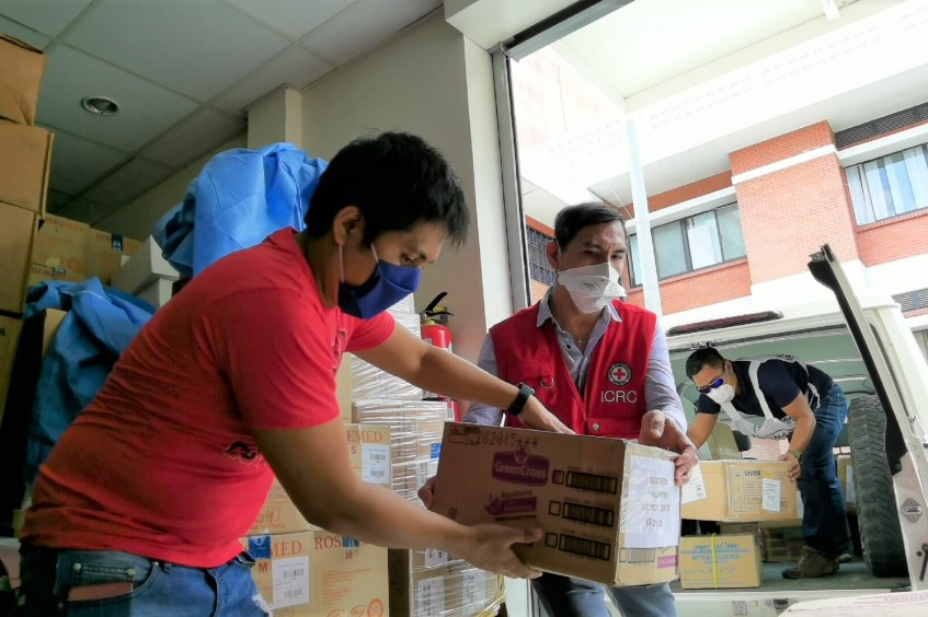 Philippines: ICRC response to COVID-19