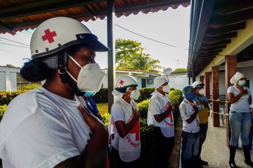 Venezuela: lives turned upside down by the COVID-19 pandemic