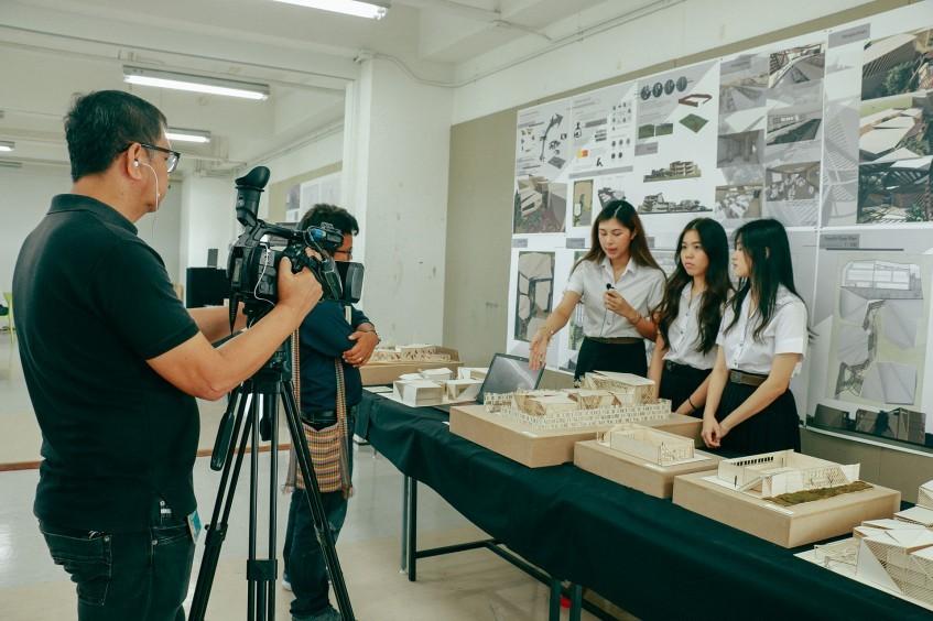 泰国:建筑系学生致力于建造符合人道标准且有益健康的监狱