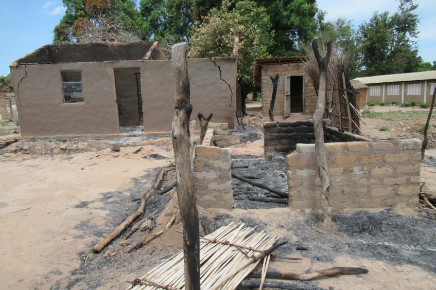 République centrafricaine : Grevaï, un village en ruine