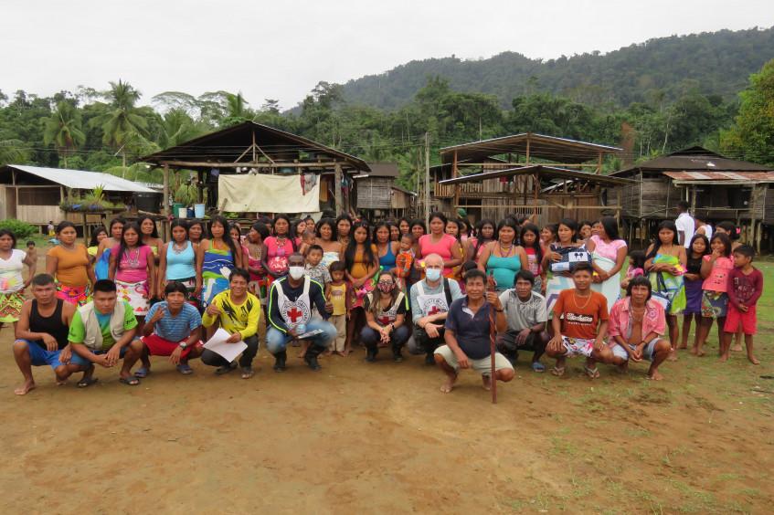 Actualización sobre la situación humanitaria en Colombia 2021