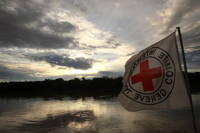 印度地区代表处:红十字,独一无二的职责