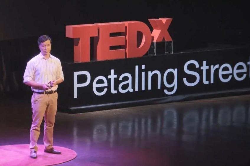 人道的力量——叶维昌Ted演讲