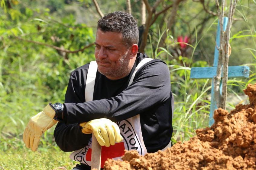 红十字国际委员会发布2021年哥伦比亚行动呼吁