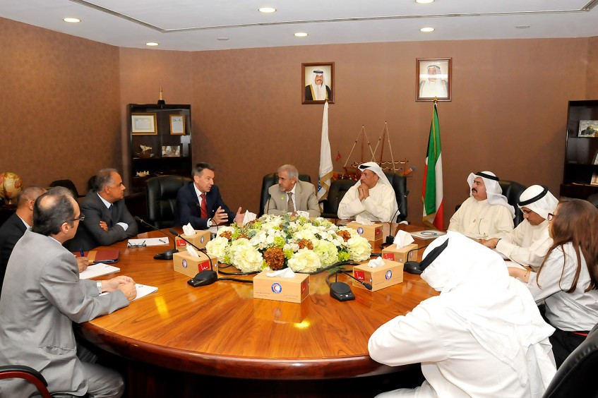 Kuwait: ICRC president pays official visit