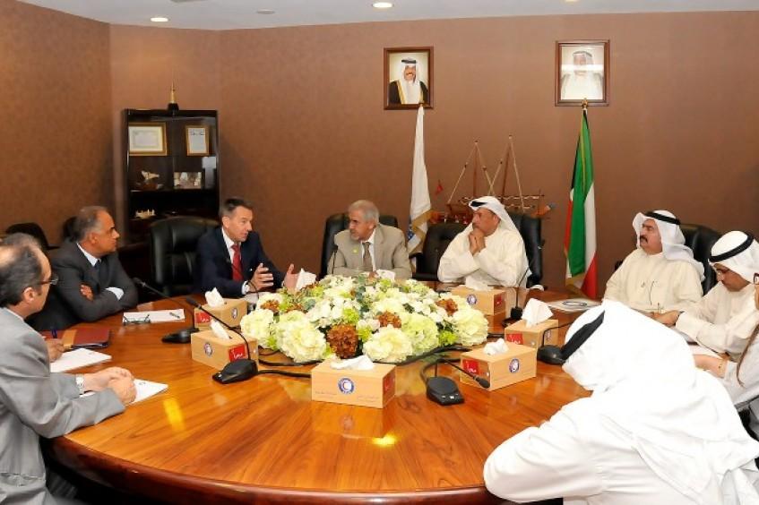 红十字国际委员会主席对科威特进行正式访问