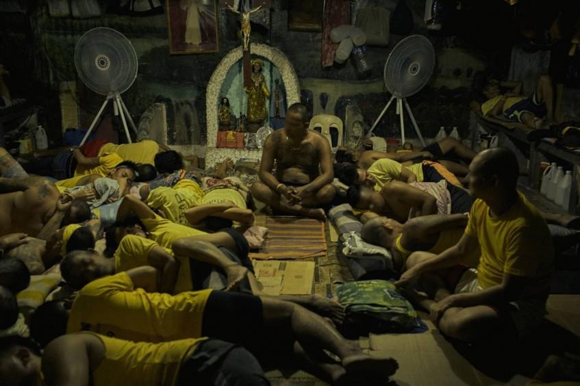 菲律宾:随新冠肺炎疫情迫近,红十字国际委员会大力支持拥挤拘留设施