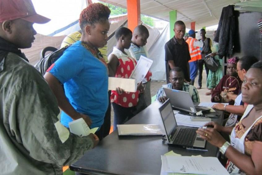 Liberia: mejorar las condiciones de vida de los detenidos