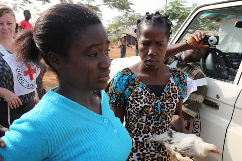 Liberia / Elfenbeinküste: Ivorische Kinder wieder mit ihren Familien vereint