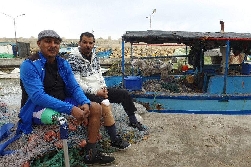 Libya: Providing assistance to thousands of people in 2017