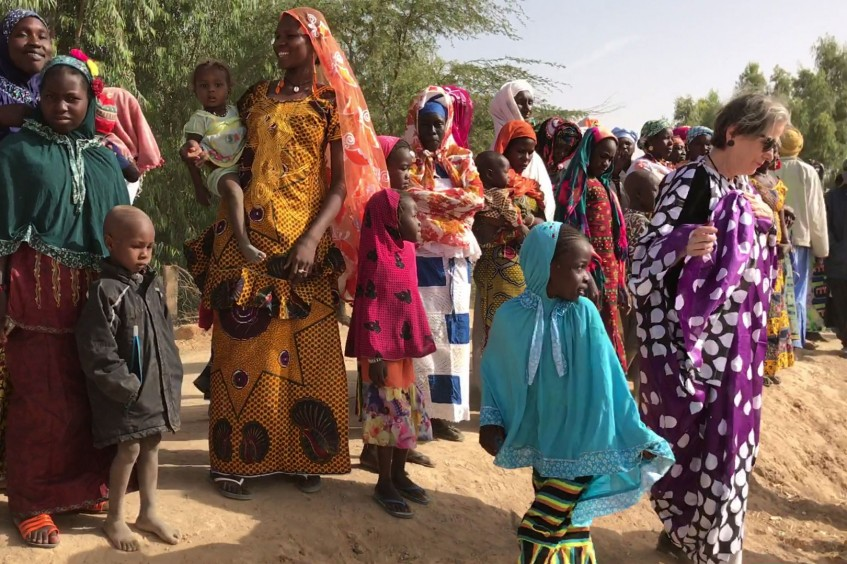 Community-level economic support provides a lifeline for women in northern Mali