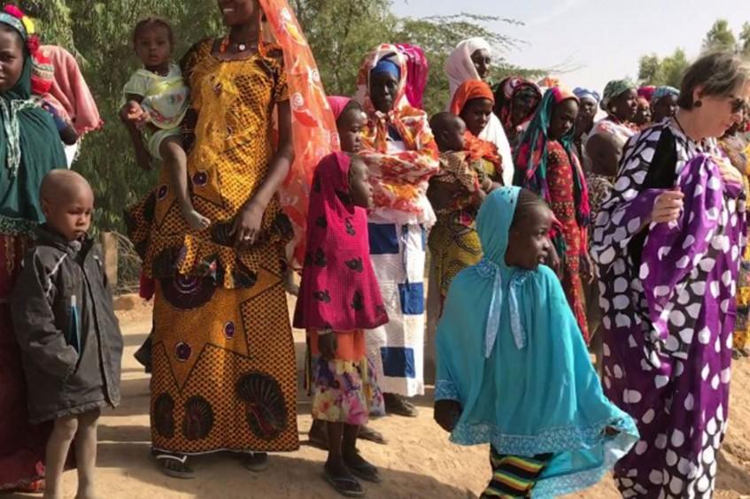 Soutien économique aux communautés : une aide vitale pour les femmes dans le Nord du Mali