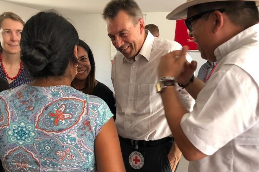 Venezuela: CICR amplía su acción humanitaria en el país