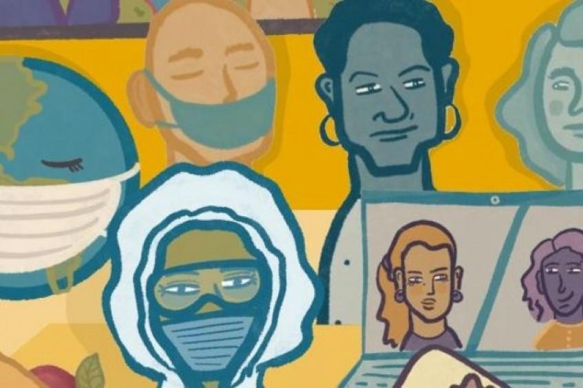 México y América Central: Balance humanitario 2020 - 2021