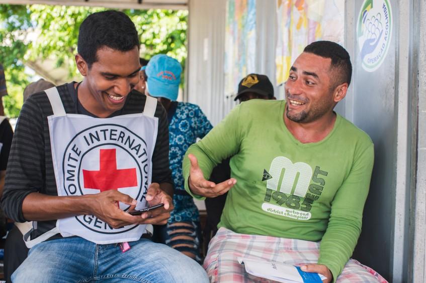 Brasil: Novos postos de atendimento conectam migrantes com seus familiares
