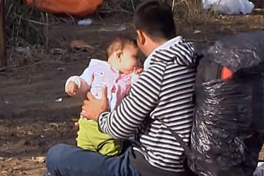 Migrantes en Europa / Grecia: mantener unidas a las familias