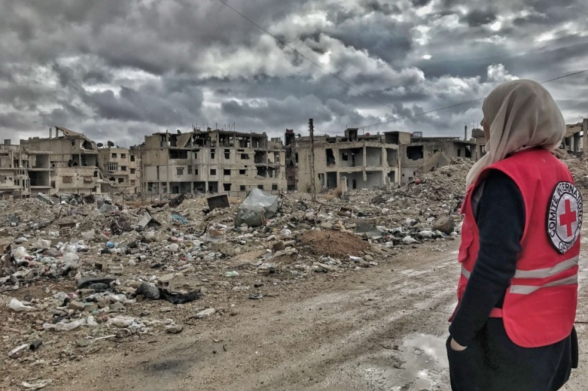大马士革农村省:战争过后境况如何?