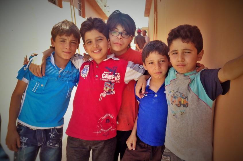 Destruction, souffrance et amour : souvenirs de deux années passées en Syrie