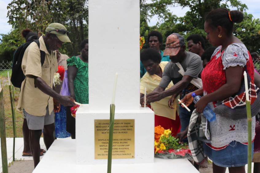 Bougainville: survivors and families of the missing tell their stories