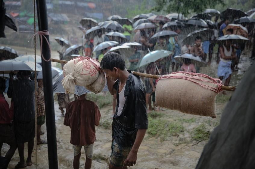Crise dans l'État de Rakhine : des vies ruinées et des besoins colossaux